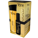 Tahe Botanic - Pack GOLD (champú 300 ml + keratin gold mask 10 beneficios 125 ml)