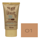 Tahe - Creme Facial COM COR fps.50+ tom nº 01 de 50 ml