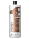 Revlon - Champô/Condicionador Uniq One COCONUT 1000 ml